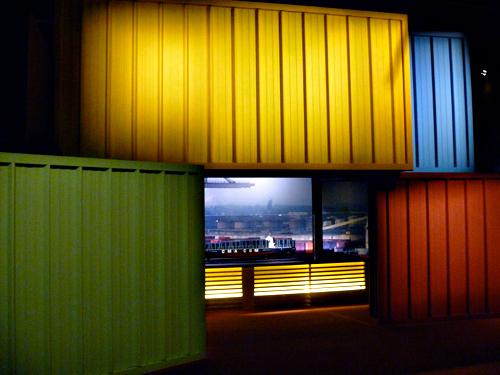 Partie finale de l'exposition du Musée national de la Marine. Photo: Les Soirées de Paris