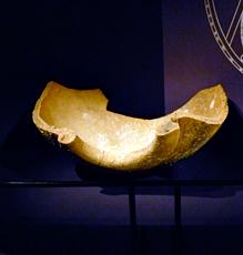 Eclat de dolium au Musée de la Marine. Photo: Les Soirées de Paris