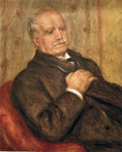 Pierre-Auguste Renoir Paul Durand-Ruel 1910 Collection Durand-Ruel © Durand-Ruel & Cie