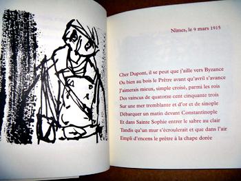 """""""Les obus miaulaient"""". Extrait du livre. Photo: Les Soirées de Paris"""