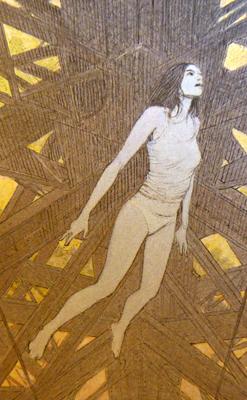 """Image extraite de l'album """"Revoir Paris"""". Photo: LSDP"""