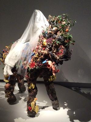 La mariée ou Eva Maria. Niki de Saint Phalle. Photo: Valérie Maillard