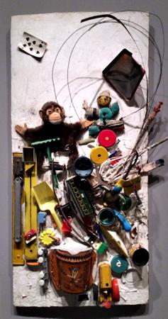 Monkey. 1960-1961. Photo: Valérie Maillard