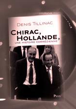Couverture du dernier livre deTillinac. Photo: Les Soirées de Paris
