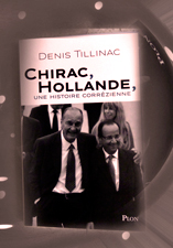 Chirac, Hollande, une histoire corrézienne. PlonPhoto: LSDP