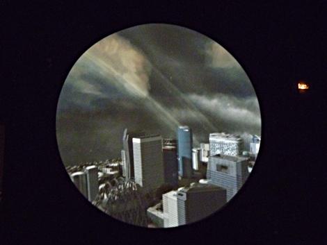 """Autre aspect de l'exposition """"Revoir Paris"""". Photo: LSDP"""