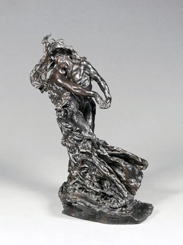 La Valse ou Les Valseurs, bronze (1899-1905) coll. part. Courtesy: Sotheby's