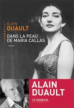 Dans la peau de Maria Callas. Photo de couverture