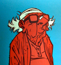 """Image extraite des """"Vieux fourneaux"""". Photo: LSDP"""