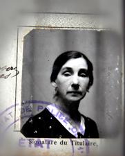 Marguerite Anna Leobardy. Copyright Les Soirées de Paris