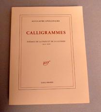 Calligrammes. photo: Les Soirées de Paris