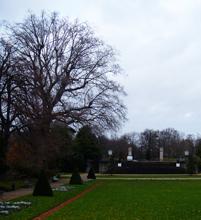 Jardins des serres d'Auteuil. Vue partielle. Photo: Les Soirées de Paris