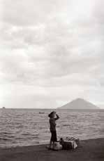 Ile de Panarea. Bernard Possu 1988