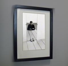 Exposition Florence Henri au Jeu de paume. Photo: LSDP