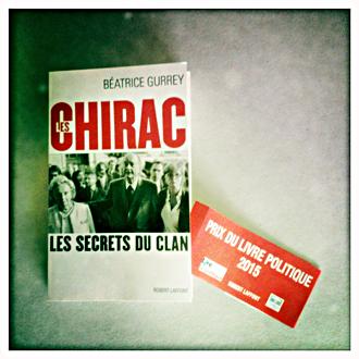 """""""Les Chirac"""". De Béatrice Gurrey. Photo: Les Soirées de Paris"""