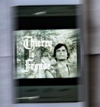 Le générique de Thierry la Fronde sur Iphone. Photo: PHB