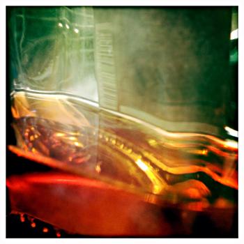 La fine champagne en reflets. Photo: Les Soirées de Paris