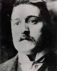 Guillaume Apollinaire. Source image: Gallica