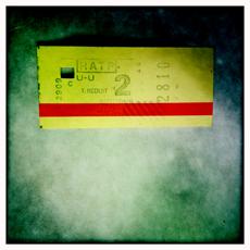 Ticket de métro à l'ancienne. Photo: Les Soirées de Paris