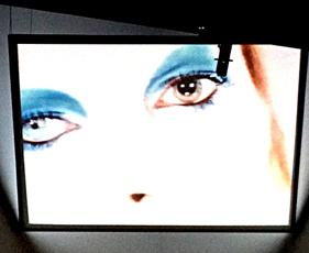David Bowie à la Philharmonie. Photo: Valérie Maillard