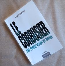 Marc Perelman. Le Corbusier. Photo: Les Soirées de Paris