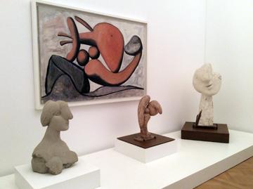 Aspect du Musée. Photo: Valérie Maillard