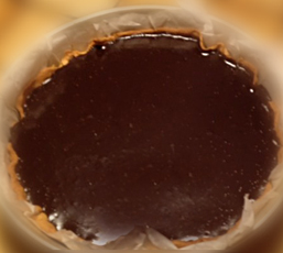 Tarte au chocolat. Photo: Guillemette de Fos