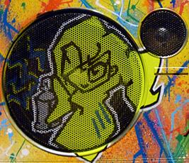 AZspect de l'exposition Hip-Hop à l'Ima. Photo: LSDP