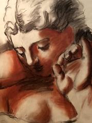 Oeuvre de Picasso. Photo: Valérie Maillard