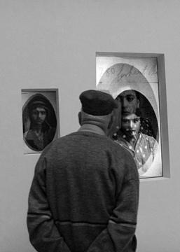 Aspect de l'exposition sur le génocide arménien à l'Hôtel de Ville. Photo: LSDP