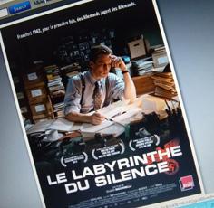 L'affiche du film sur le web. Photo: LSDP