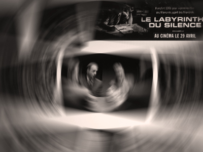 Le labyrinthe du silence sur le web. Photo: LSDP