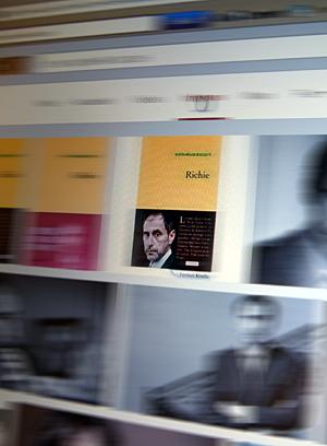 """""""Richie"""" sur le mur de Google images. Photo: LSDP"""