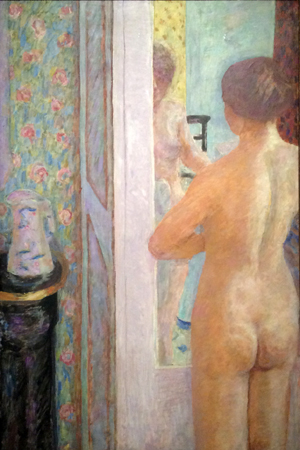 Bonnard. La toilette. 1914/1921. Photo: Valérie Maillard