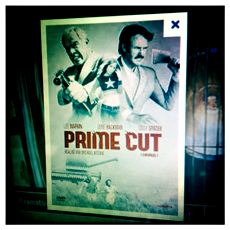 L'affiche de Prime Cut. Photo: LSDP