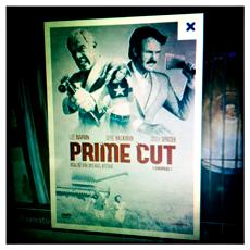 L'affiche de Prime Cut. Photo: LSDP
