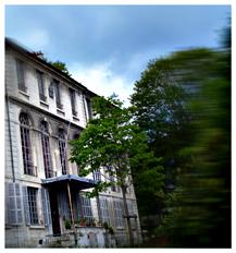 Vue partielle du collège arménien de Sèvres. Photo: LSDP
