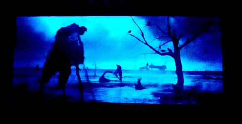 Une scène de Mad Max. Photo: LSDP
