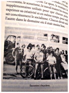 Extrait du livre. Photo: LSDP