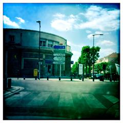 Aspect de la ville de Dugny. Photo: LSDP