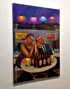 """Moke, """"SKol Primus"""" 1991. Photo: PHB/LSDP"""