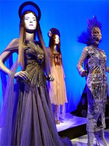 Expo Jean-Paul Gaultier. Photo: Valérie Maillard
