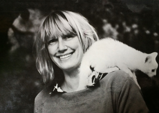 Eve Babitz. Source image: Editions Gallmeister