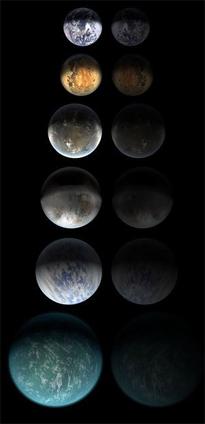 De la Terre à Kepler. Source image: Nasa