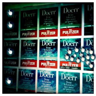 « Toute la lumière que nous ne pouvons voir ». Anthony Doerr, éd. Albin Michel. Photo: PHB/LSDP
