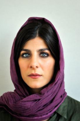 L'actrice Mina Kavani. Source image: Urban Distribution