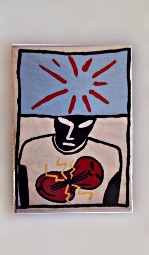 François Boisrond, oeuvre exposée au musée Paul Valéry et ici sur magnet. Photo: PHB/LSDP