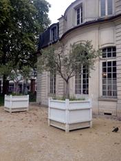 Le pavillon de l'Ermitage. Photo: PHB/LSDP