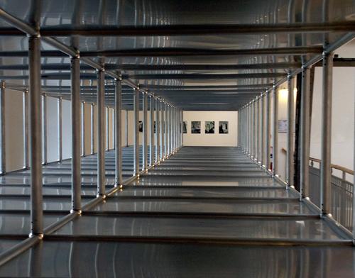 """Détail de l'installation d'Alexandre Périgot. """"La Maison du Fada"""". Photo: PHB/LSDP"""