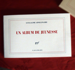Un album de jeunesse. Gallimard. Photo: PHB/LSDP